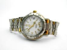 TAG Heuer Professional 6000 WH1151-KI 18K Solid Gold Accents