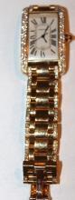 Cartier  Men's  18k  X-Lg  Watch