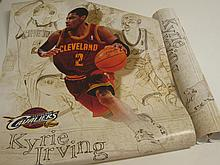 2 Kyrie Irving Signed Posters