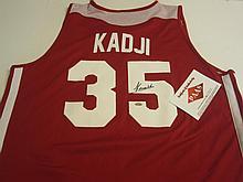Kenny Kadji Signed Jersey
