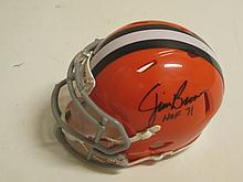 Jim Brown/Richardson mini helmet