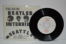 The Beatles RARE Seatle 45