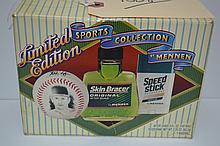 LE Nolan Ryan Shaving Set Ball