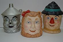 Vintage Wizard of Oz Banks