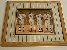 Mantle Mays ++ Signed Display