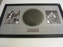 John Densmore Signed Display
