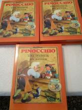 8 Pinocchio and 6 Pop-Up Books - 13 are New