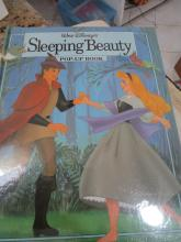 3 - Sleeping Beauty Pop-UP Book - Disney Press - New and Sealed