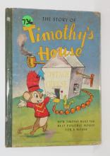 The Story of Timothy's House - 1941 - First edition - with cover