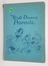 The Walt Disney Parade - 1940 - Book