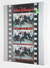 Walt Disney's Nine Old Men - John Canemaker - Book -Dust Cover