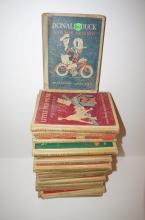 Walt Disney Story Books - 1939 - 18 Books - Various Condition
