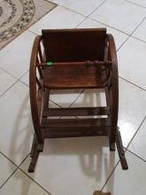 Vintage Rocking chair and Bouncer - mid century