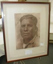 EDWARD S CURTIS PHOTOGRAVURE