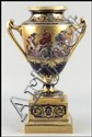ROYAL VIENNA PORCELAIN URN.