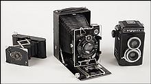 ZEISS IKON COMPUR PLATE CAMERA.