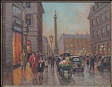 ARTIST UNKNOWN (20TH CENTURY) PLACE VENDOME.