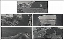 ARTIST UNKNOWN (20TH CENTURY) FIVE PHOTOGRAPHS.