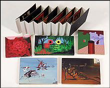 GROUP OF THREE-DIMENSIONAL ARTWORKS.