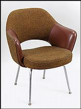 EERO SAARINEN FOR KNOLL EXECUTIVE ARMCHAIR.