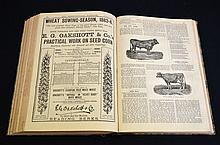 1883 Antiquarian Agriculture