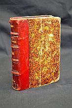 1838 Gardening Book