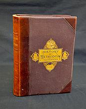1880 Fine Binding Methodism