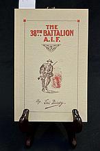 Unit History - 38th Battalion A.I.F.