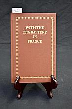 Unit History - 27th Battery in France