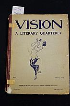 Vision - A Literary Quarterly