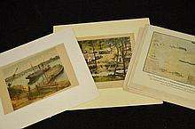 Old Australian Prints