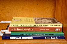 Unit History: 4 x Paperback Unit Histories