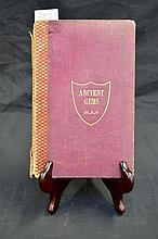 Rare 19th century book on Ancient Gems