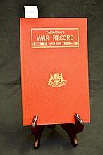 Unit History - Tasmania's War Record