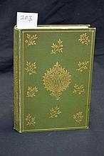 1891 William Morris' Earthly Paradise