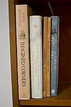 Collection of Books on Maps