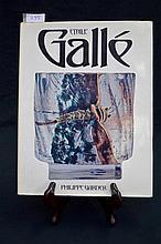 Emile Galle - nice copy