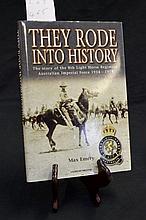 Unit History - 8th Lighthorse