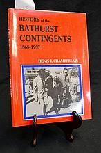 Unit History - The Bathurst Contingent