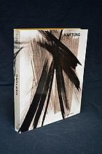 Hans Hartung - Art Monograph - First French Edition 1967 - Signed by Artist