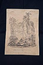 1842 Sydney Illustrated Prout