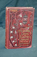 1899 Rare book on Electricity