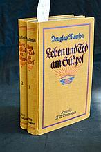 Antarctica - 1921 Mawson: German first edition