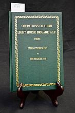 Unit History - Third Light Horse Brigade