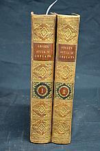1791 Grose's Antiquities of Ireland - fine binding