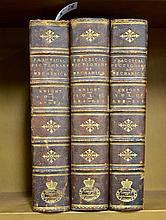 1874 Engineering Dictionary in three volumes