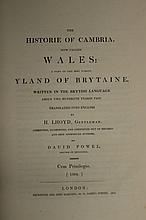 History of Wales - limited edition 75 copies, 1811