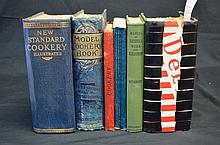 Excellent Collection of Early Cooking Titles - Includes Beeton's Pub 1895