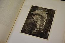 Poetical Works of Milton - 1904 - Etchings throughout