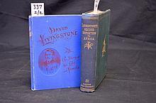 Two books on David Livingstone